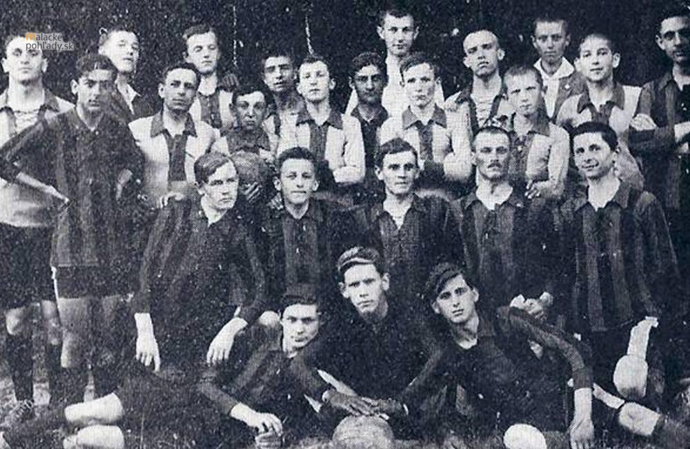 Začiatky malackého futbalu