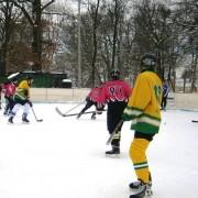 Záhorácky fénix získal putovný pohár CVČ v hokeji