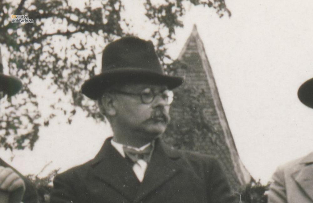 Malacký rodák Ivan Dérer