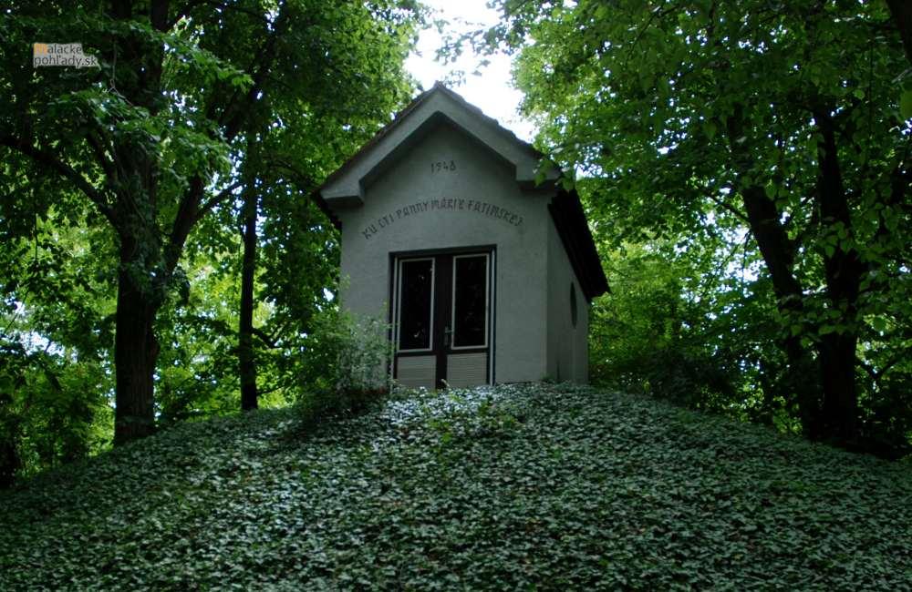 Kaplnka na vŕšku