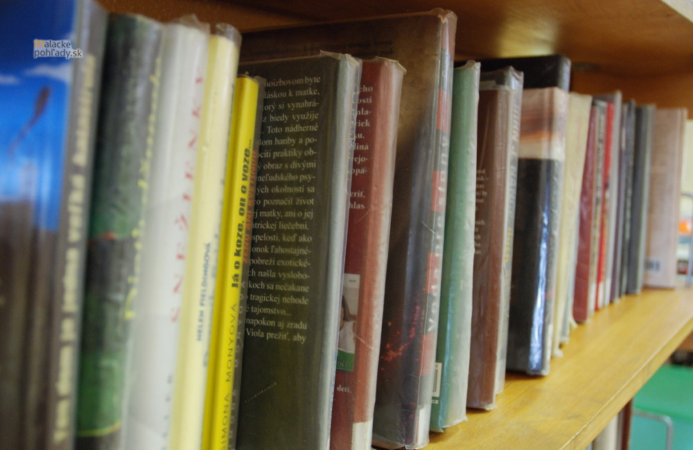 Knižnica sa úspešne rozvíja