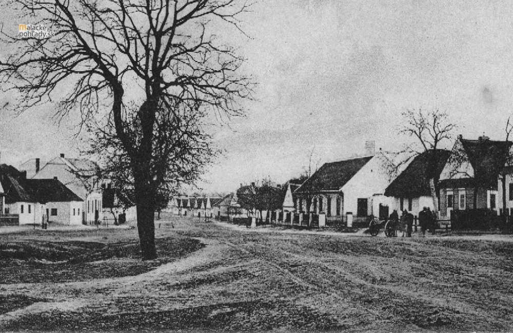 Z histórie obce Plavecký Štvrtok