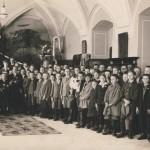 Refektár v Čiernom kláštore