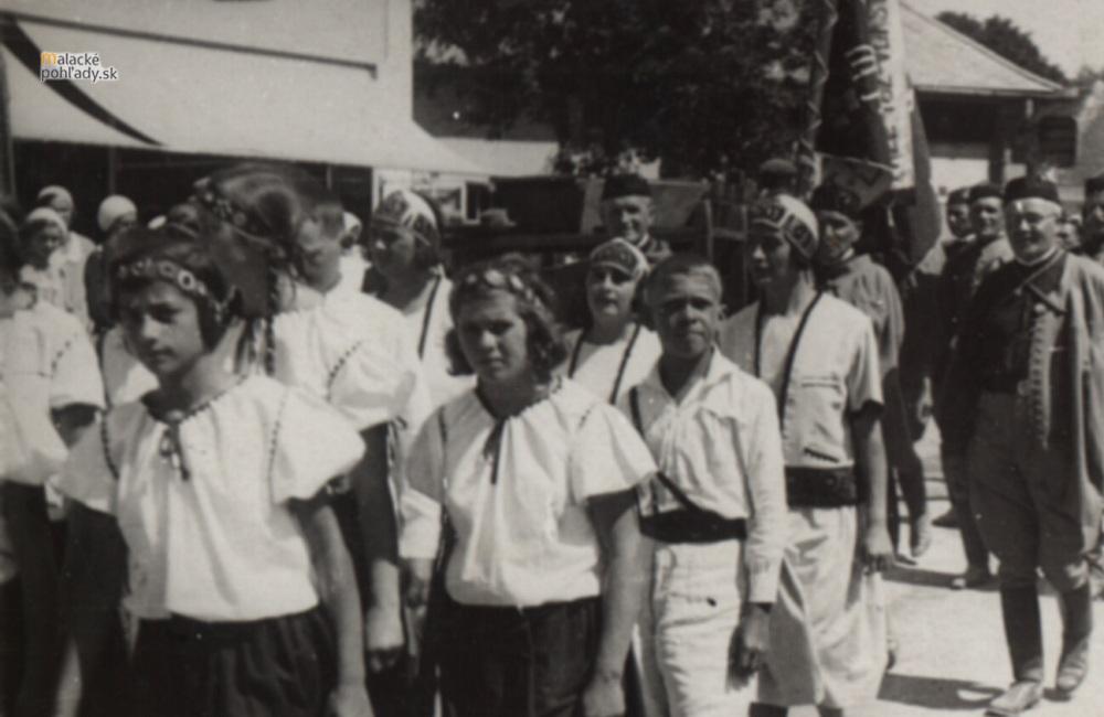 Sokolská jednota v Malackách
