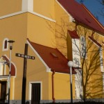 Kostol Nanebovzatia Panny Márie v Plaveckom Štvrtku