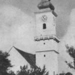 Stroj času - Farský kostol