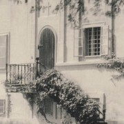 Neznámy vstup do zámockej kaplnky v Malackách