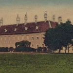 Pálffyovský kaštieľ v Malackách pochádza zo 17. storočia