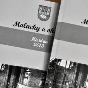 MCK Malacky - Múzeum Michala Tillnera vydalo ďalší historický zborník