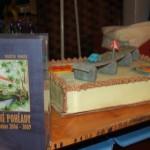 Fotky z prezentácie knihy Malacké pohľady