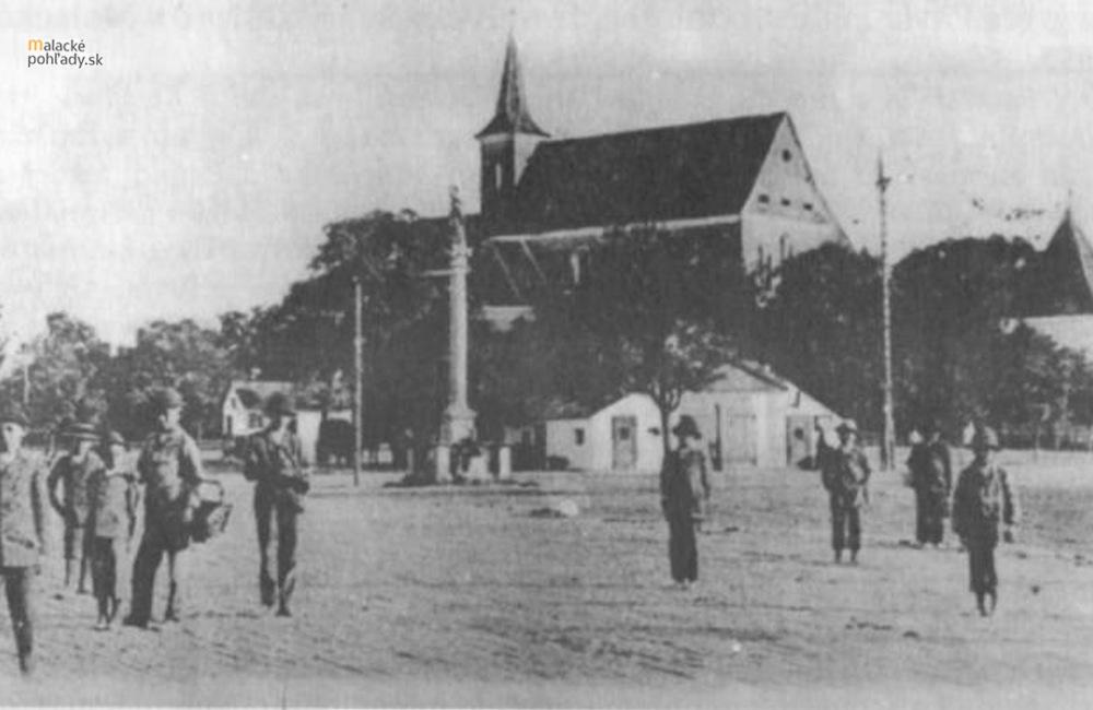 Stroj času - Čierny kláštor a presuny Severínka