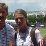 Handl verí, že má v Malackách budúcu medailistku