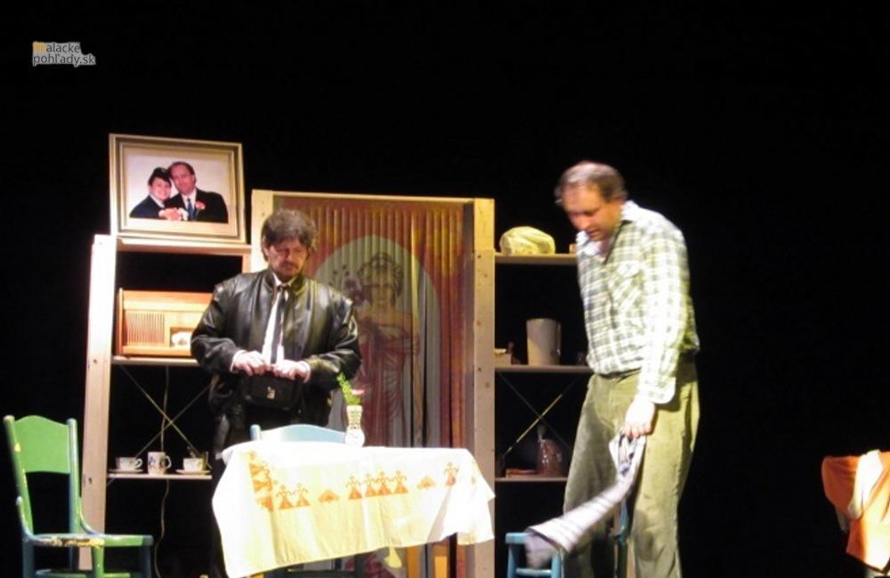 Nové predstavenie Hambálkovcov - Muž mojej ženy