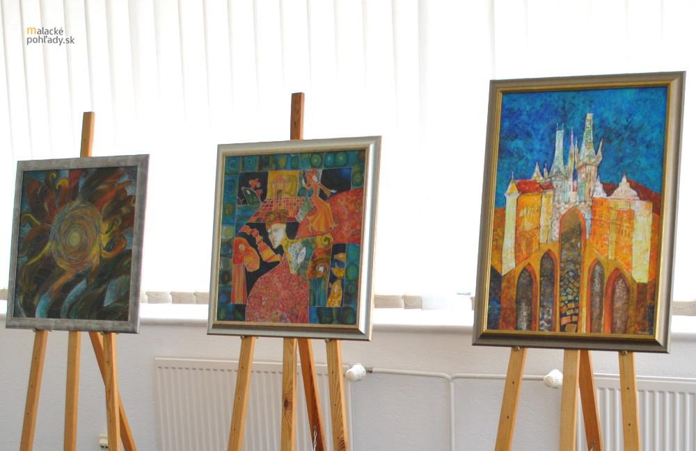 Predvianočná výstava Art klub 2002