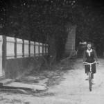 Stroj času - Čierna brána do zámockého parku