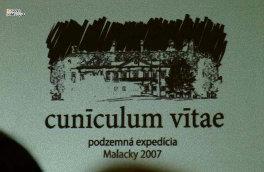Podzemné chodby v Malackách (1)