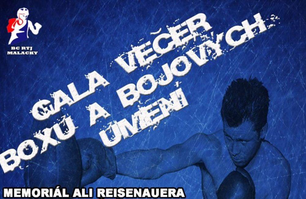 Gala večer boxu a bojových umení