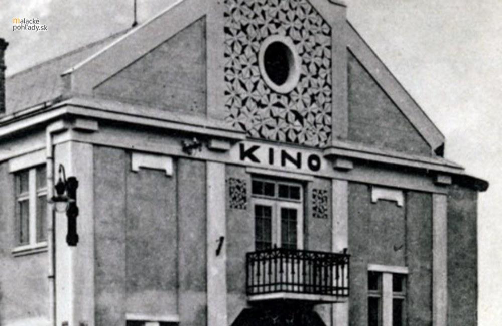Príbeh malackého kina - od nemého filmu k 3D