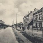 Stroj času - Záhorácka ulica