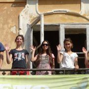 Mladí sprievodcovia zažili veľa zábavy a chcú sa zlepšovať