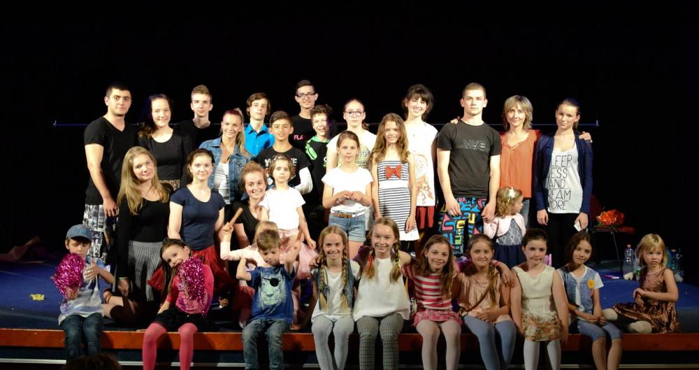 Správa o stave Detského divadla a Štúdia mladých divadla na Hambálku v Malackách