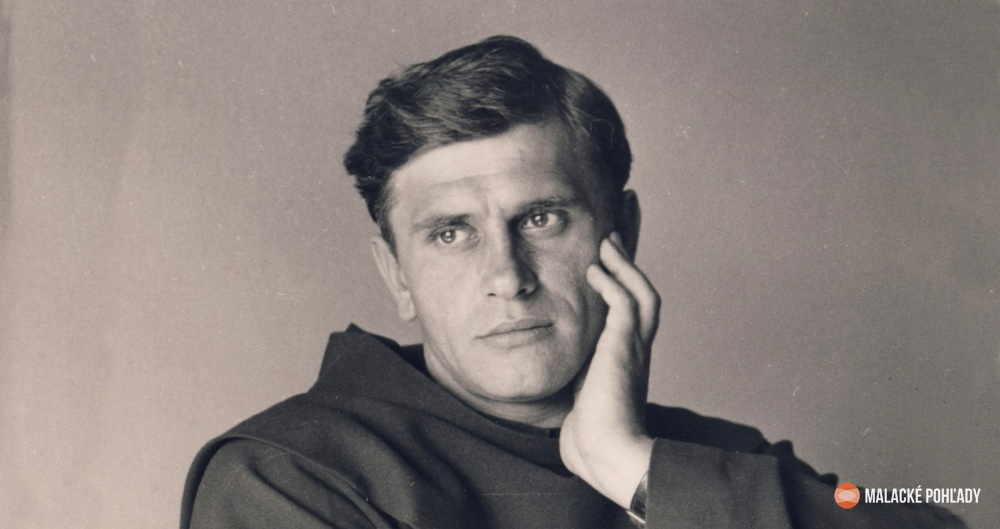Františkánsky básnik Rudolf Dilong