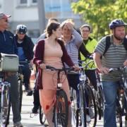 Cyklisti sa pripomenuli Malačanom