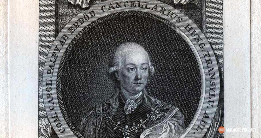 Prvé malacké knieža Karol IV. Pálffy