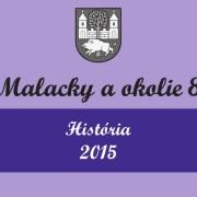 Nový zborník Malacky a okolie