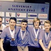 Ako funguje atletický klub AC Malacky alebo 14 medailí z atletického šampionátu
