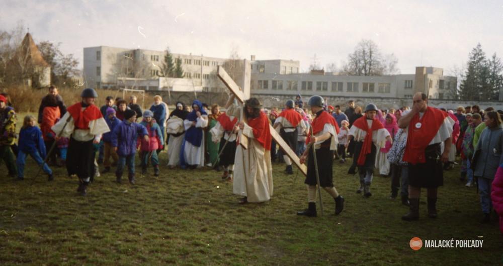 Pašiové hry v roku 1996