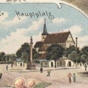 Aké bolo pôvodné námestie pri Čiernom kláštore