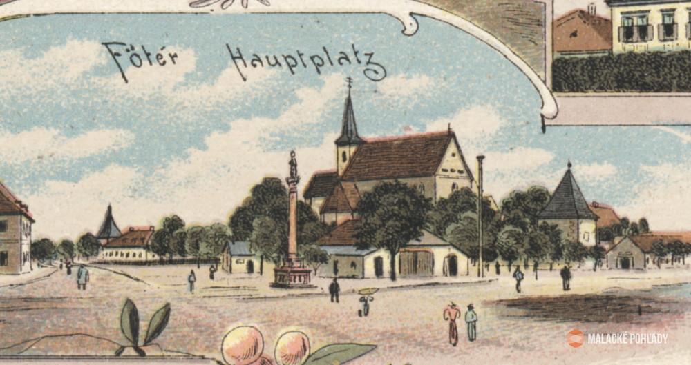Kostol datovania série