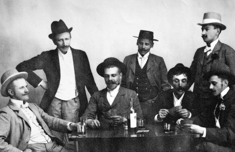 Ako sa Malačania obliekali... (3) – Móda zámožných pánov vposledných rokoch Rakúsko-uhorskej monarchie
