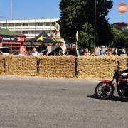 Motocykle burácali centrom Malaciek