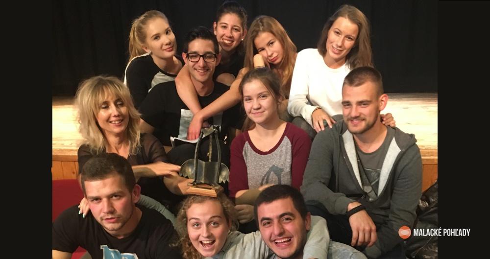 Veľký úspech malackých divadelníkov zo ŠM DNH na Kremnických gagoch