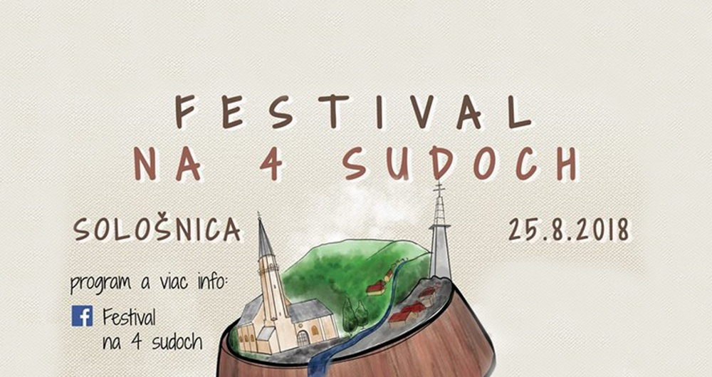 Festival na 4 sudoch