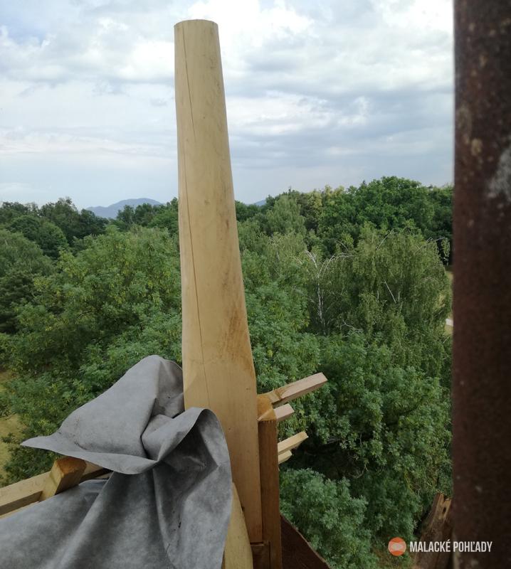 Pálffyovský zámok Malacky, veterník