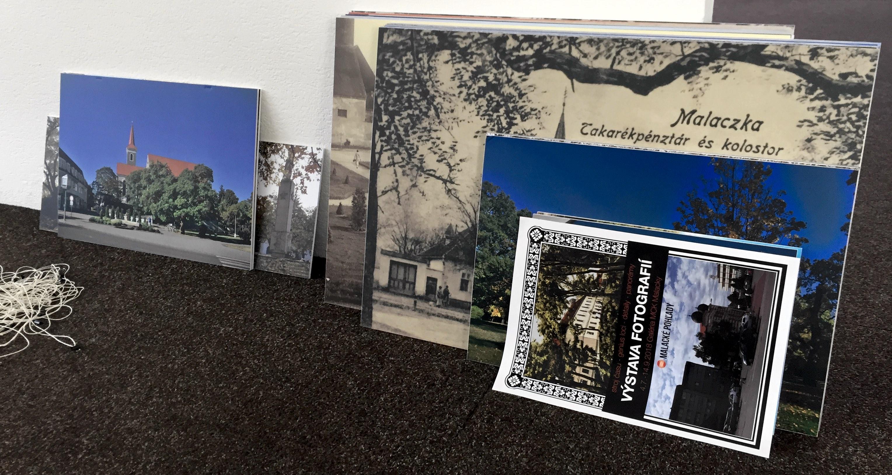 Výber z výstavy Malackých pohľadov v kryptách