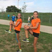 Dievčatá z AC Malacky sa na majstrovstvách Slovenska nestratili