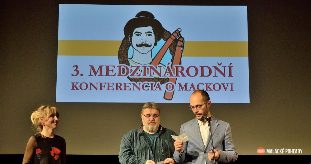 3. medzinárodňí konferencia o Mackovi v Malackách