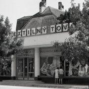 Stroj času - Predajňa Textilný tovar