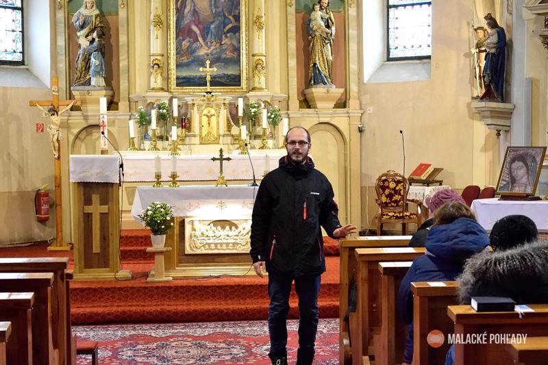 Martin Macejka, Historické potulky Malackami, február 2019