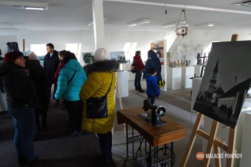 Historické potulky Malackami, február 2019