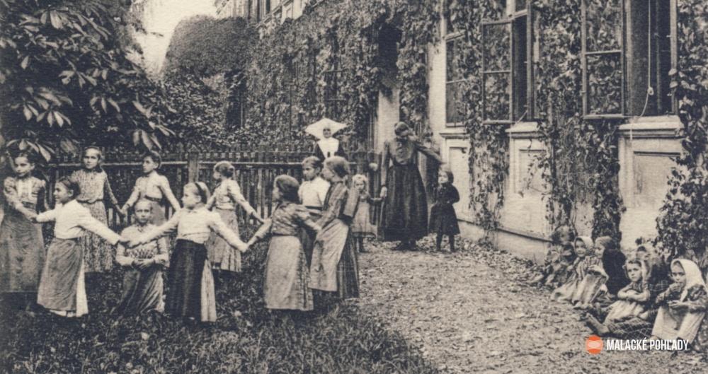 Začiatky kláštora milosrdných sestier - vincentiek v Malackách