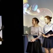 Študentská konferencia na Gymnáziu sv. Františka Assiského Malacky