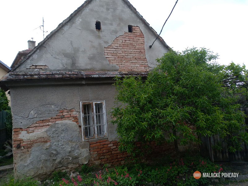 Anton Juriga Jarina, rodný dom v Smolinskom