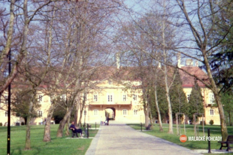 Zámocký park Malacky