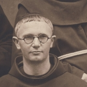Prvý riaditeľ gymnázia sv. Františka v Malackách Dr. Peter Jozef Esterle, OFM