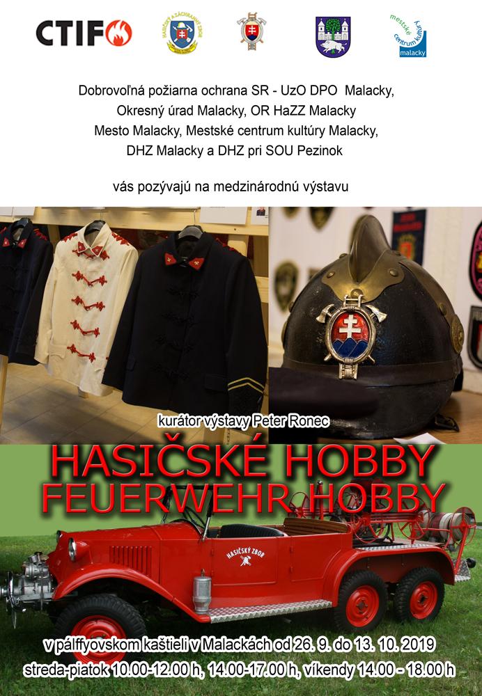 Hasičské hobby